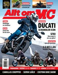 Tidningsetta Allt om MC