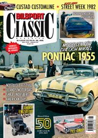 Tidningsetta Bilsport Classic