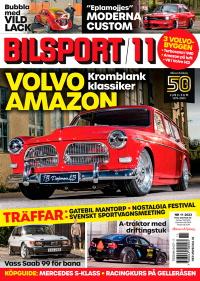 Tidningsetta Bilsport