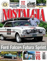 Tidningsetta Nostalgia