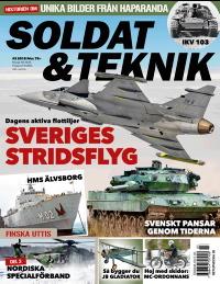 Tidningsetta Soldat & Teknik