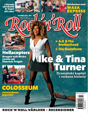 Rock'n'Roll Magazine omslag