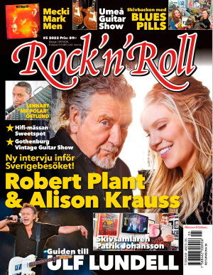 Rock n Roll Magazine omslag